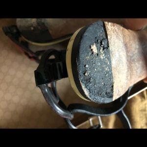 Gucci Shoes - Gucci sandals 37.5 authentic
